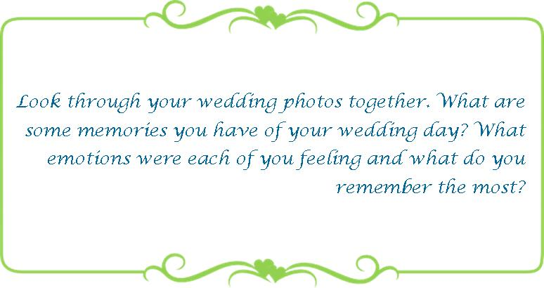 070 remember your wedding day