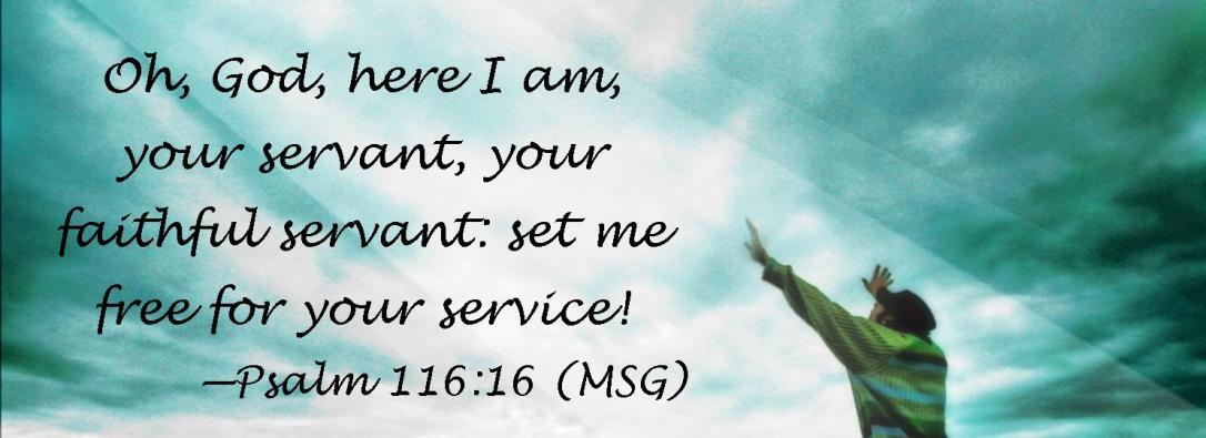 Psalm 116 16