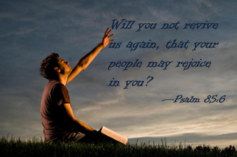 Psalm 85 6