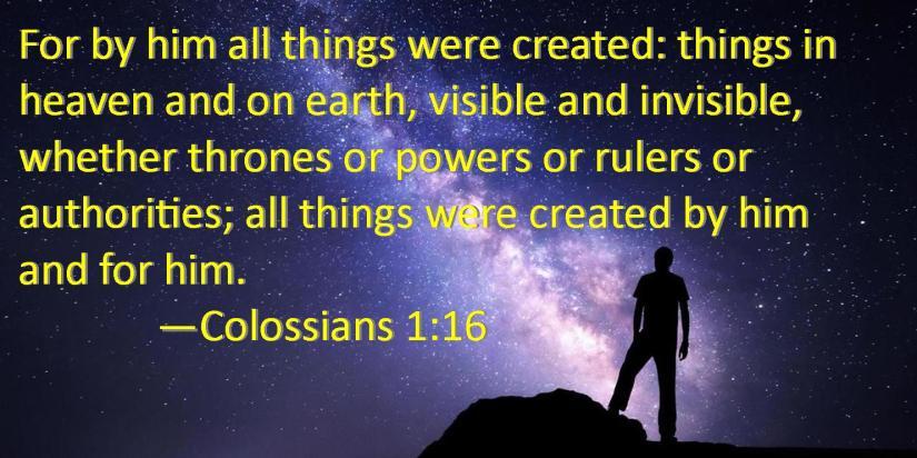 Colossians 1 16