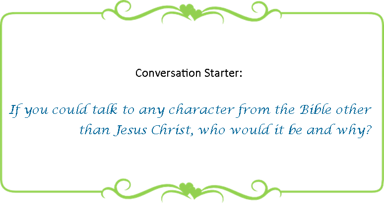 098 talk to Bible character