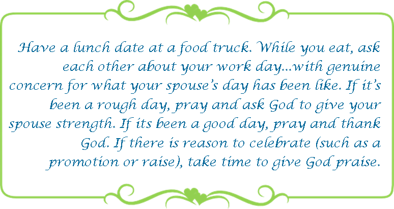 126 food truck lunch date