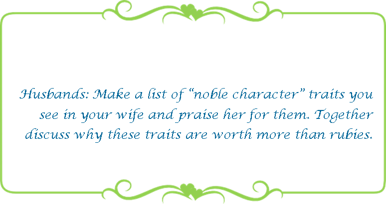 136 list of noble character