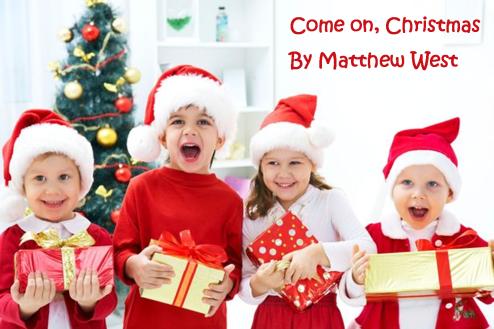 children excited